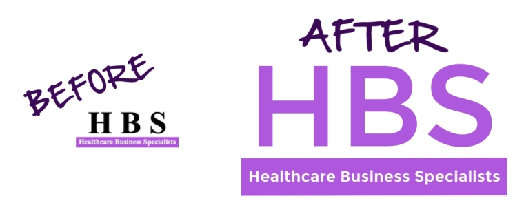 Before & After Logo Comparison