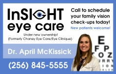 InSight Eye Care Banner
