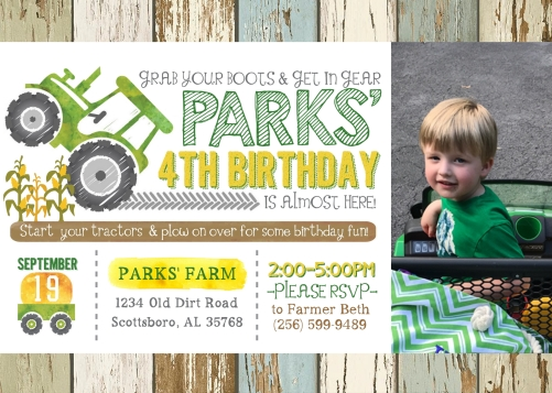 Birthday Invite v1